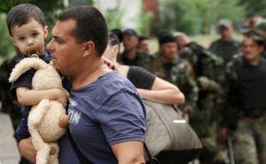 Председатель Черкасского облсовета призвала отправлять мужчин-переселенцев обратно в зону АТО (видео)