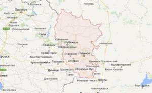 В Северодонецке задержали журналиста и военного, которые пытались повалить памятник Ворошилову
