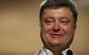 Порошенко назначил четыре руководителя военно-гражданских администраций в Луганской области