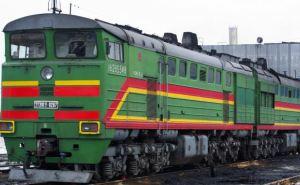 СБУ задержала в Луганской области тепловоз, который незаконно планировали вывезти в Россию