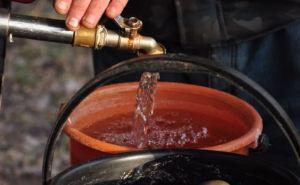 График подачи воды в Луганске