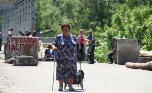 Из Станицы в Луганск: стоимость проезда в автобусе до моста снизили до 5 гривен