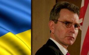 В Харьков приехал посол США