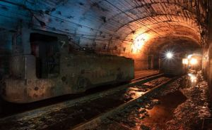 Украина снизила добычу угля больше чем на 50%