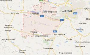 В Марьинском районе в результате боевых действий разрушено более тысячи жилых домов