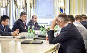 Заседание Контактной группы в Минске будет особым. —Порошенко