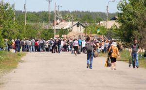 Люди из зоны АТО смогут покупать продукты питания в районе пропускных пунктов