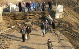 ОБСЕ оценила ситуацию с мостами в Станице Луганской и Счастье