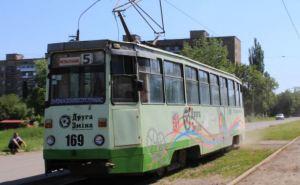 Власти Луганска рассказали, почему остановлено движение трамвая №5