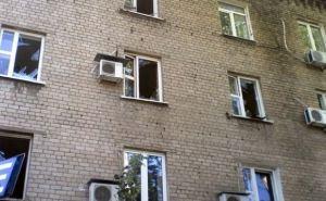 В Донецке переселили 40 жителей наиболее обстреливаемых районов