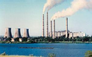 Не работавшая с мая Змиевская ТЭС включила два энергоблока