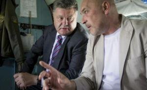 Порошенко дал первое задание новому губернатору Луганской области