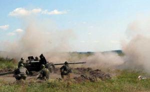 Под Харьковом стреляли из орудий