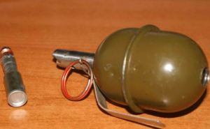 За незаконное ношение гранаты бойца «Айдара» посадили на 6 лет