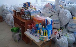 В Харьков из Венгрии прибыл гуманитарный конвой
