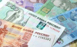 Курс гривны к рублю в самопровозглашенной ЛНР пока корректироваться не будет
