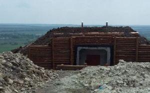 Харьковская область закончила строительство в Луганской области взводно-опорных пунктов