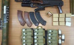 У «Харьковских партизан» изъяли оружие