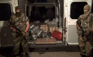 В Харьковской области «накрыли» канал контрабанды в Россию