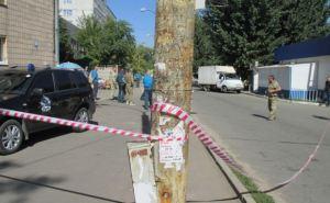 В Луганске в районе Чапаева обнаружили боеприпас к РСЗО «Ураган» (фото, видео)