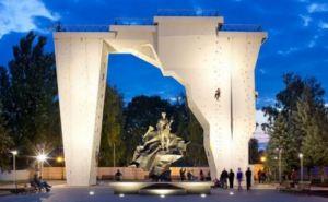 В Харькове пройдет фестиваль скалолазания