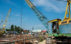 На станции метро «Победа» в Харькове начинают строить колею