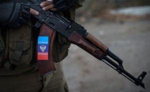 В самопровозглашенной ЛНР продолжаются военные учения (видео)