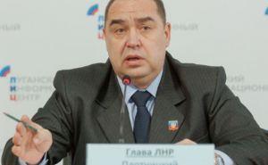 Плотницкий предложил сотрудничество губернатору Луганской области