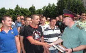 В Харьковской области 900 юношей призовут на срочную службу