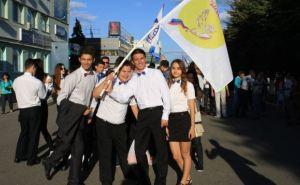 Празднование Дня города в Луганске прошло без происшествий