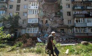 В Луганске к маю хотят восстановить более 200 домов, пострадавших от обстрелов