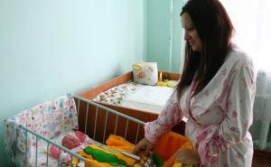 На День города в Луганске родилось 20 детей