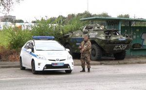 На выезде из Луганска в Станицу появился новый блокпост (фото)