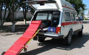 Россия передала 6 автомобилей повышенной проходимости для больниц ЛНР