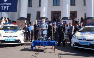 В Краматорске и Славянске стартовал набор в новую патрульную полицию (фото)