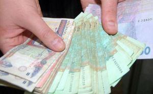 В Луганской области самые большие долги по зарплате
