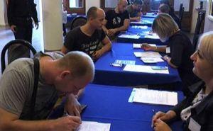 Новая полиция Донецкой области: как проходит отбор? (фото)