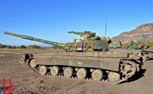 Самопровозглашенная ДНР отвела 10 танков в Новоазовском районе