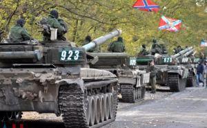 Как проходит отвод танков самопровозглашенной ДНР на южном направлении (фото)
