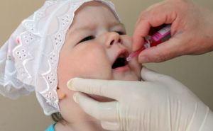 Медики ЛНР начинают иммунизацию детей до 6 лет против полиомиелита