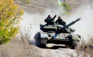 В зоне АТО готовятся к отводу артиллерии калибром до 100 мм