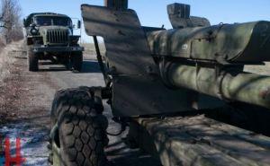 Подразделения самопровозглашенной ДНР отводят артиллерию