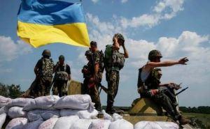 На Донецком направлении продолжается отвод вооружения калибром менее 100 мм