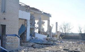 В Сватово военные саперы продолжают устранять последствия катастрофы