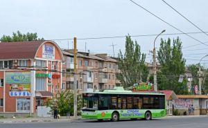 В Луганске троллейбусы «живут на обочине» и закрывают неприбыльные маршруты