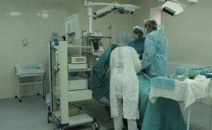 В больнице Луганска открыли отделение малоинвазивной хирургии (фото, видео)
