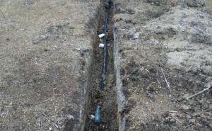 В Луганской области обнаружили трубопровод для контрабанды горючего (фото)