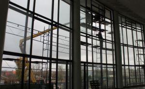 Как идет восстановление здания Луганского цирка (фото)