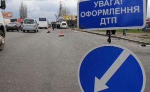 В Луганской области произошло ДТП с участием военных: 2 погибших и 8 пострадавших