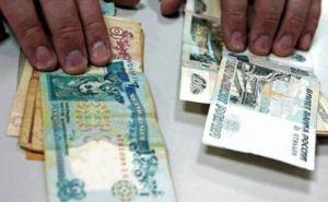 Курс валют в самопровозглашенной ЛНР на  27ноября